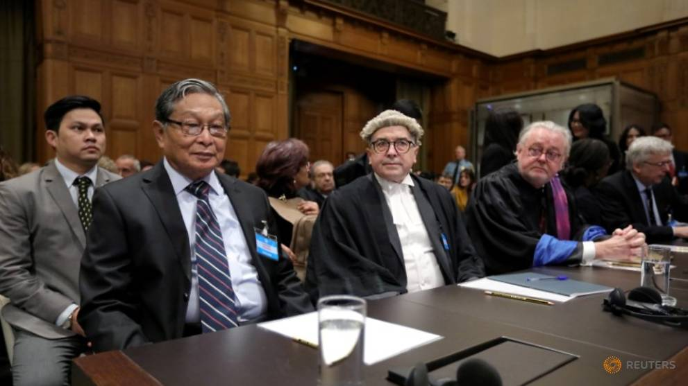 Highest UN court can tell states what to do - but not enforce