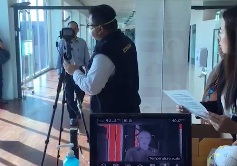 Stringent screening of visitors to Johor