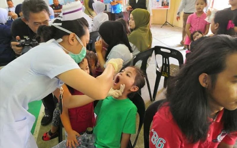 All-out effort underway to stop polio spreading, says Sabah health minister