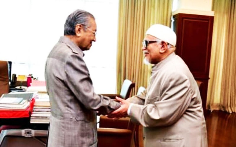 New pact with Mahathir will ensure Muslims dominate govt, says Hadi