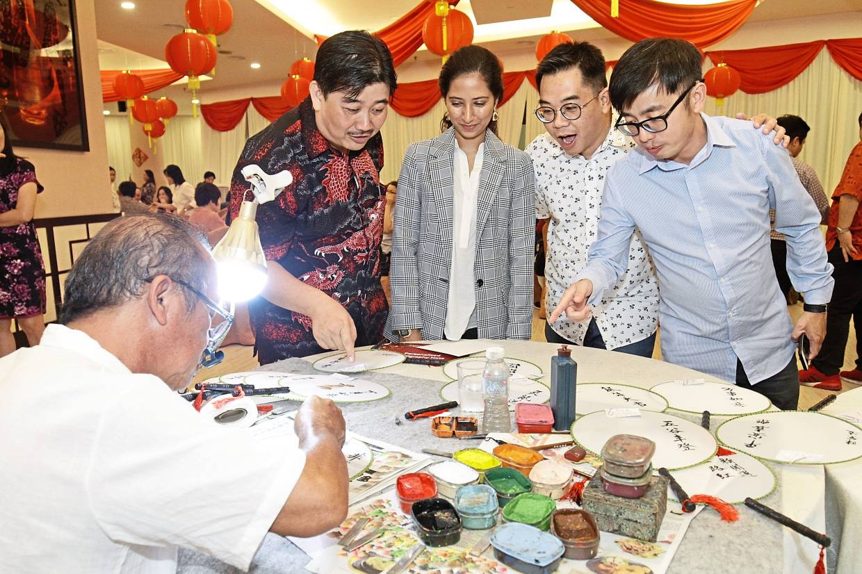 Media night filled with cultural activities
