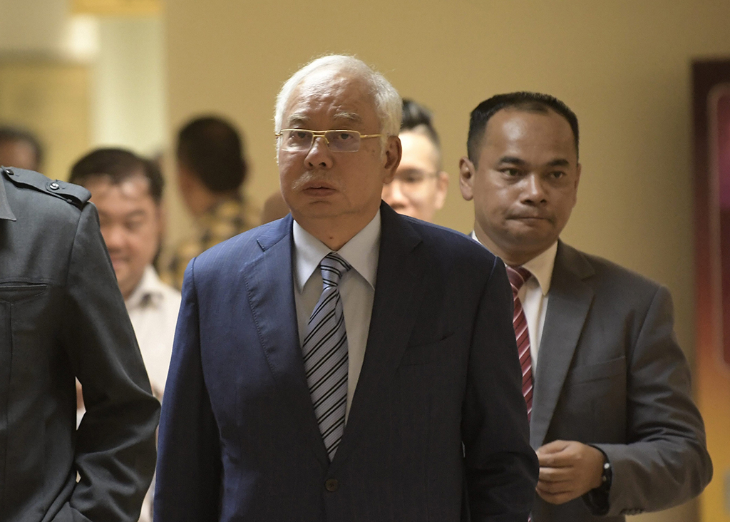 Najib admits to spending RM10m, believes it was from his CSR funds