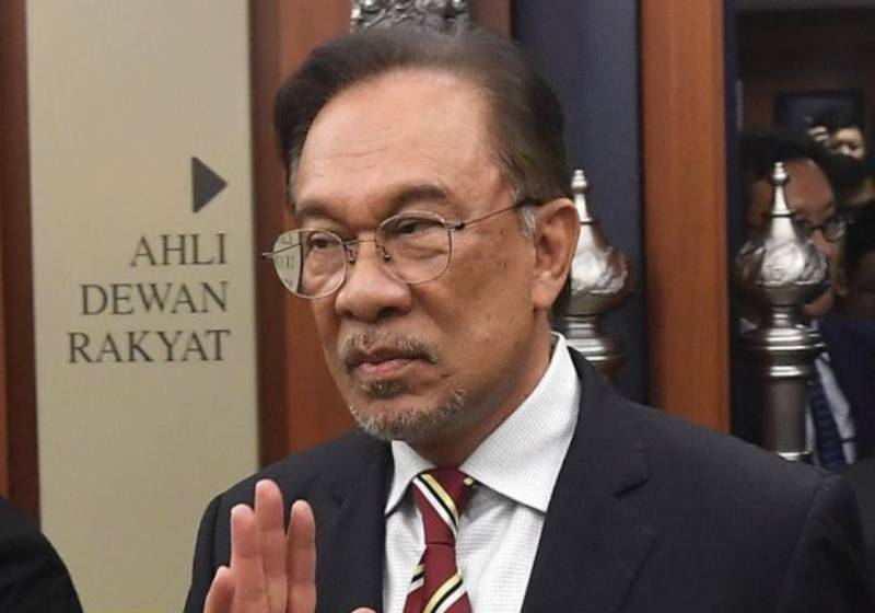Anwar: Do not discuss transition openly