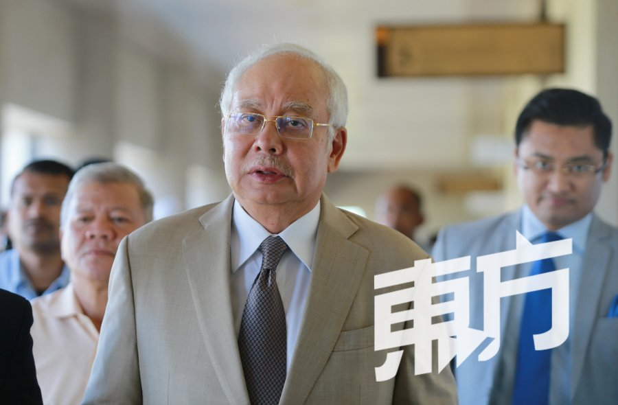 【SRC世纪审讯】早知聂法依沙有问题 纳吉仍委任管理户头