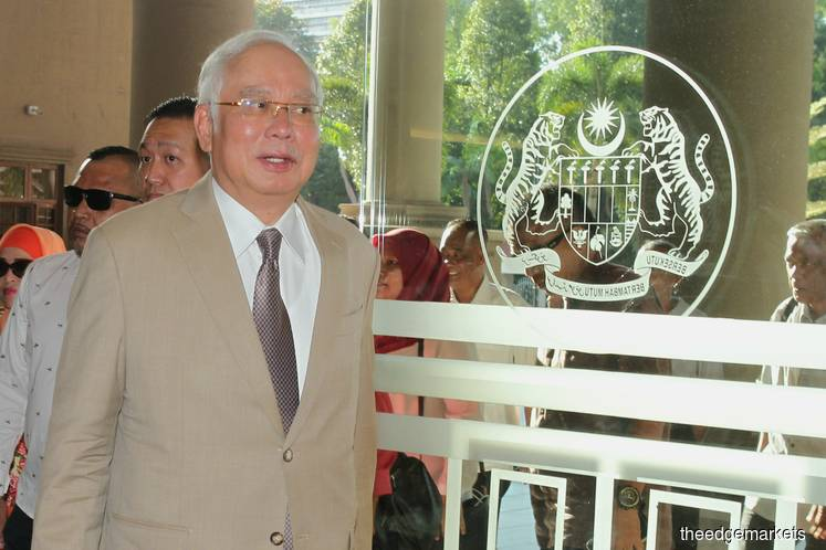 Najib admits he didn't have a plan to retrieve RM3.6b funds frozen in Swiss bank