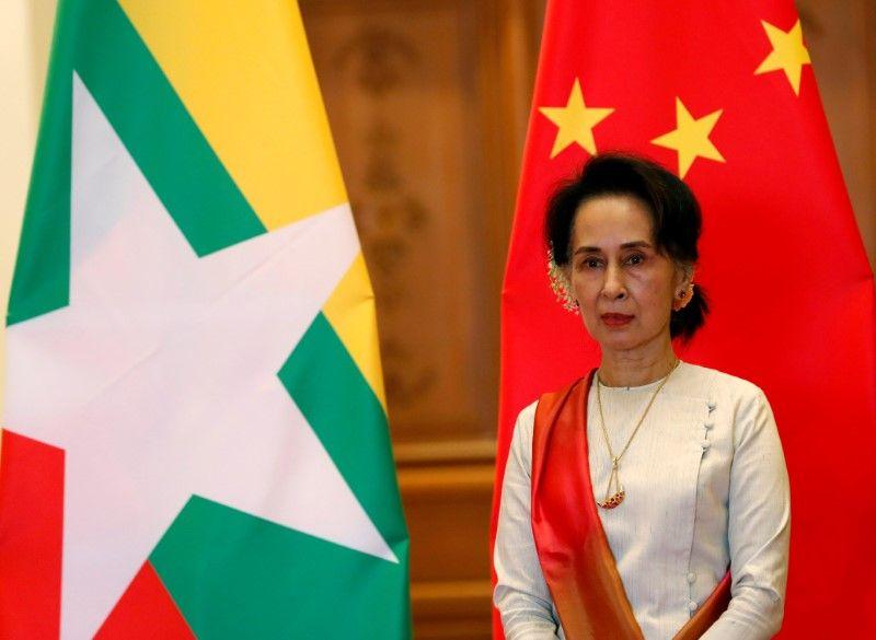 Myanmar leader suu kyi says rohingya 'exaggerated' abuses: FT