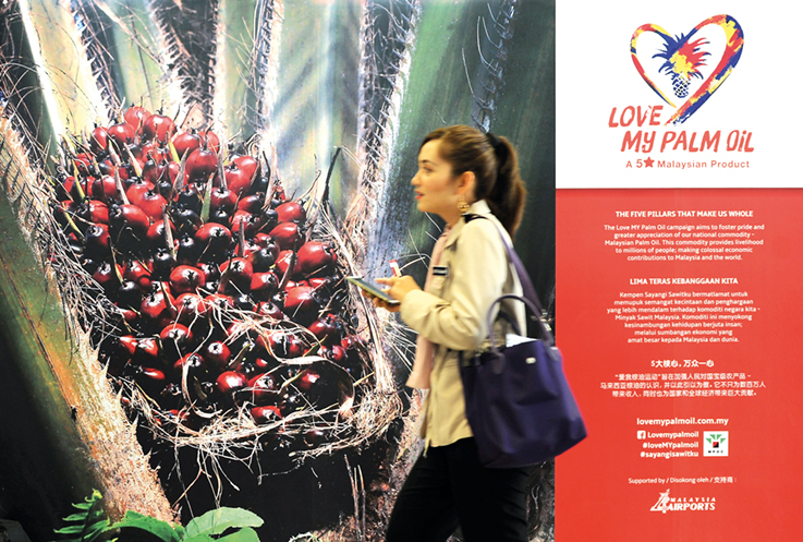 BCorp to promote more palm oil and other local commodities