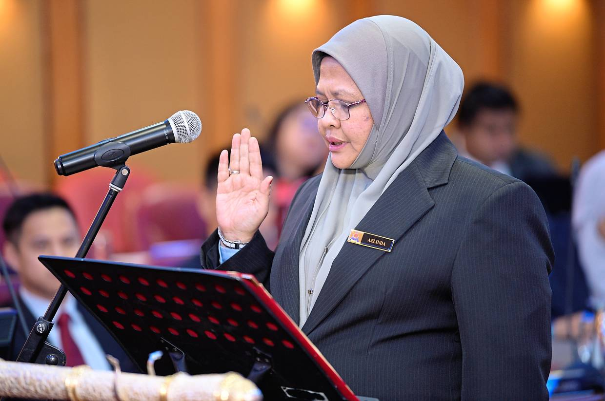 Azlinda intends to learn more about technical aspects of city planning
