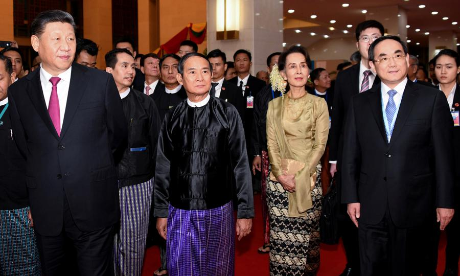 The Myanmar-China pact is a setback for India
