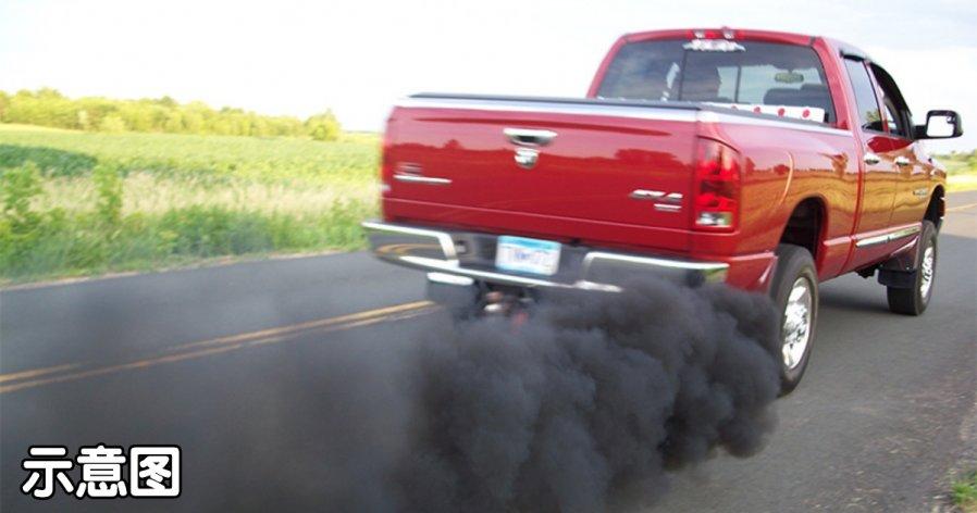 环境局加强执法取缔排放黑烟车辆