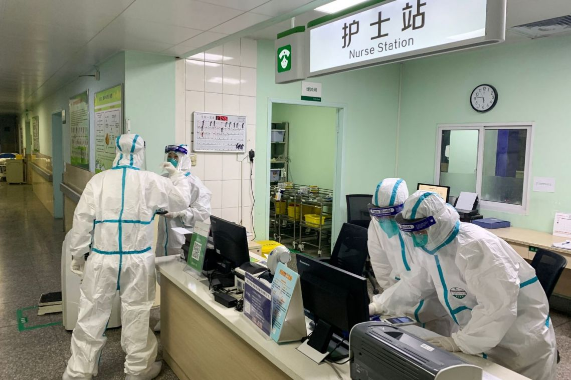 Hospitals in China's virus epicentre of Wuhan launch public appeals for supplies
