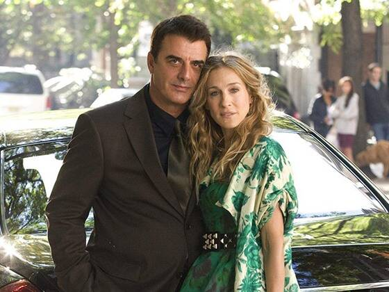 Sex and the City's Chris Noth Shaves His Head and Gets Sarah Jessica Parker's Big Approval