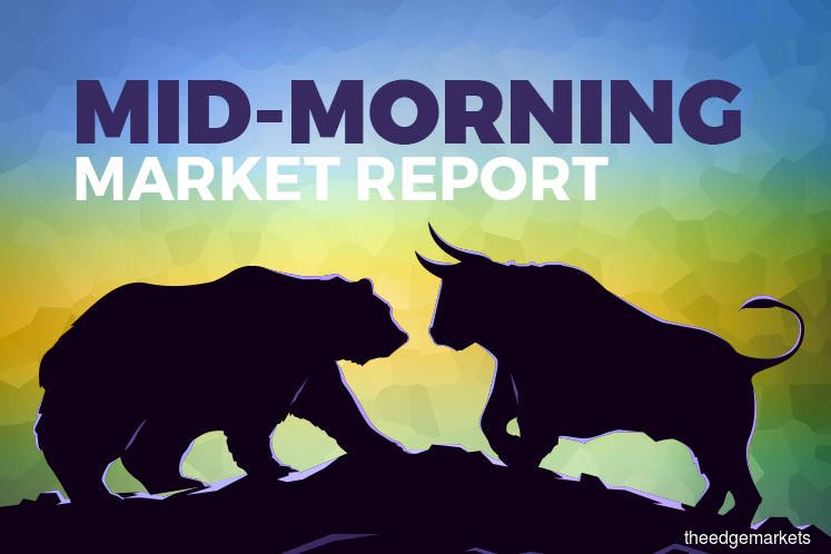KLCI pares loss as regional markets stay flat