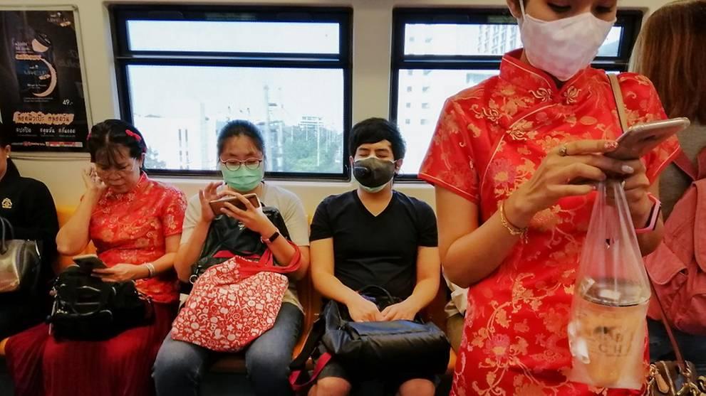 Thailand reports 7 new coronavirus cases: Health ministry