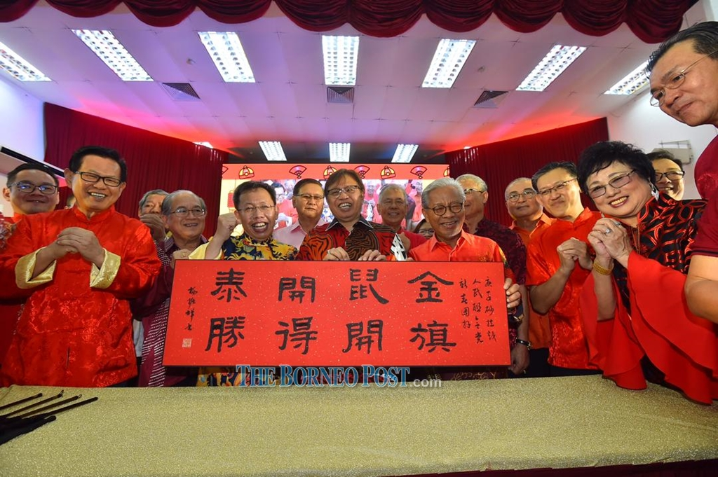 SUPP's Chinese New Year Open House a hit with well wishers, dignitaries