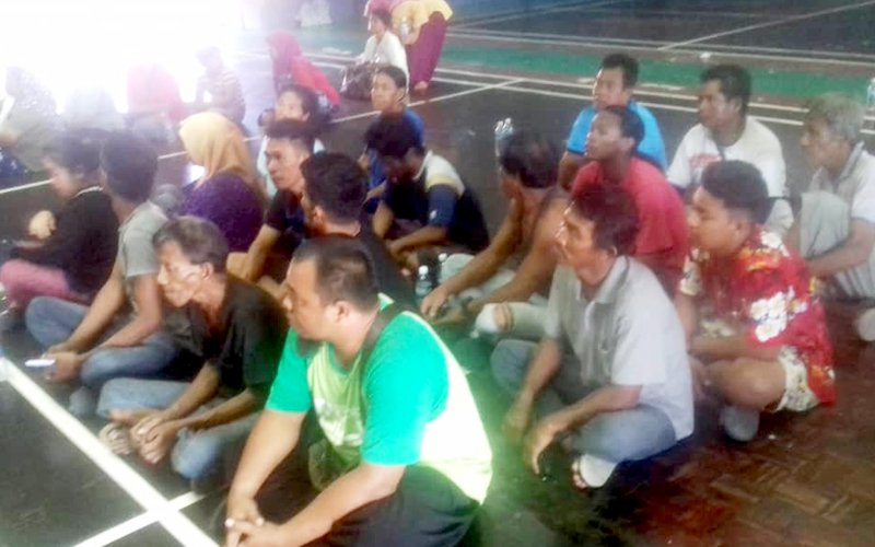 17 illegal immigrants detained in Sabah operation