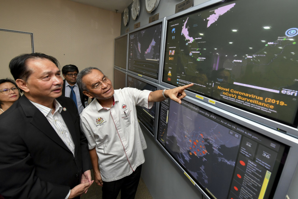 Malaysia remains committed to preventing spread of coronavirus