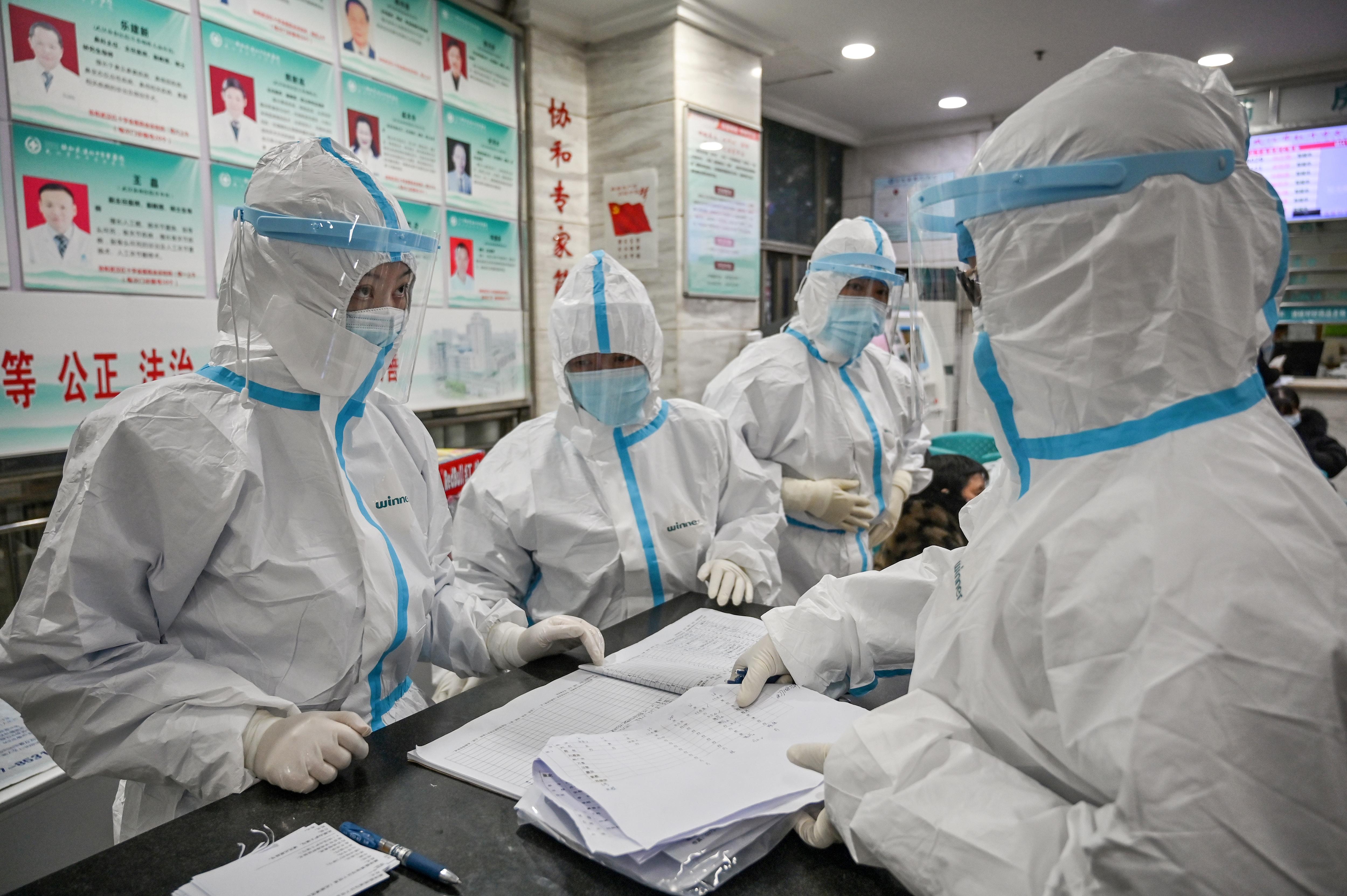 【新冠肺炎】中国专家:确诊病例近日激增在预期当中