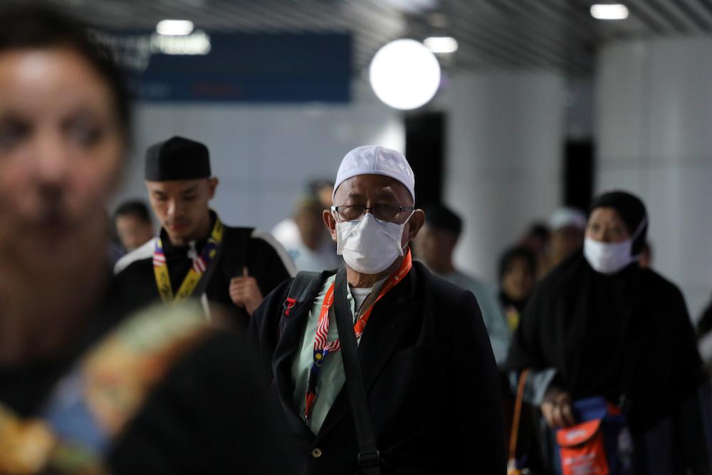 Sarawak says still free of novel coronavirus