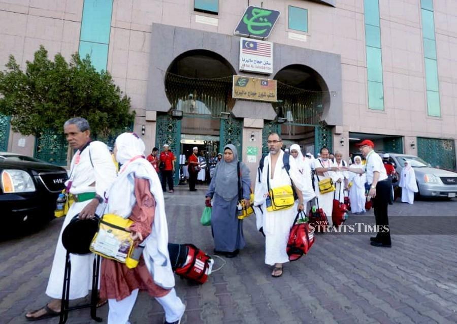 TH to bear new RM326 haj visa charge for each Msian pilgrim