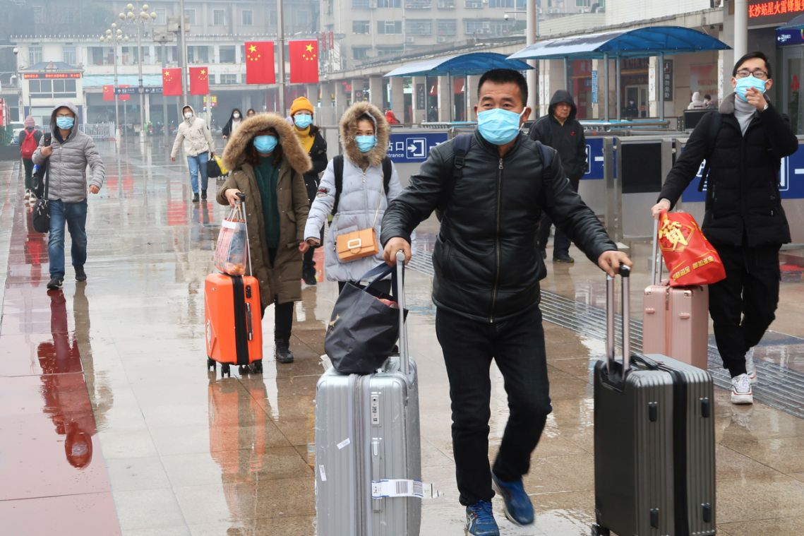 Residents fret as China's Wuhan virus exclusion zone widens