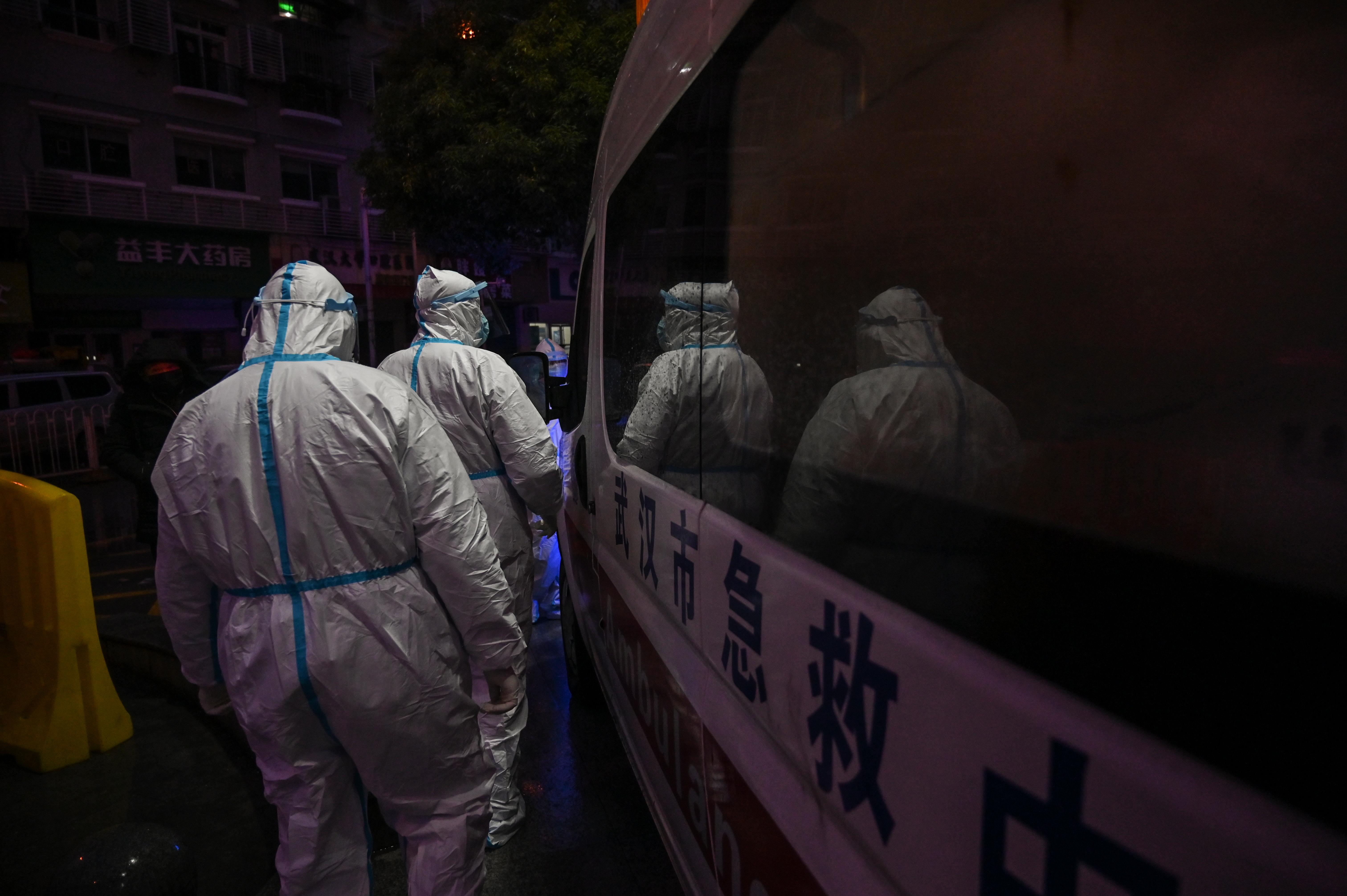 【新冠肺炎】中国:新型冠状病毒可通过接触传播