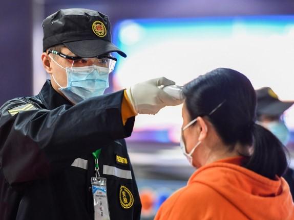 北京9个月大女婴染病 成首宗婴儿确诊个案