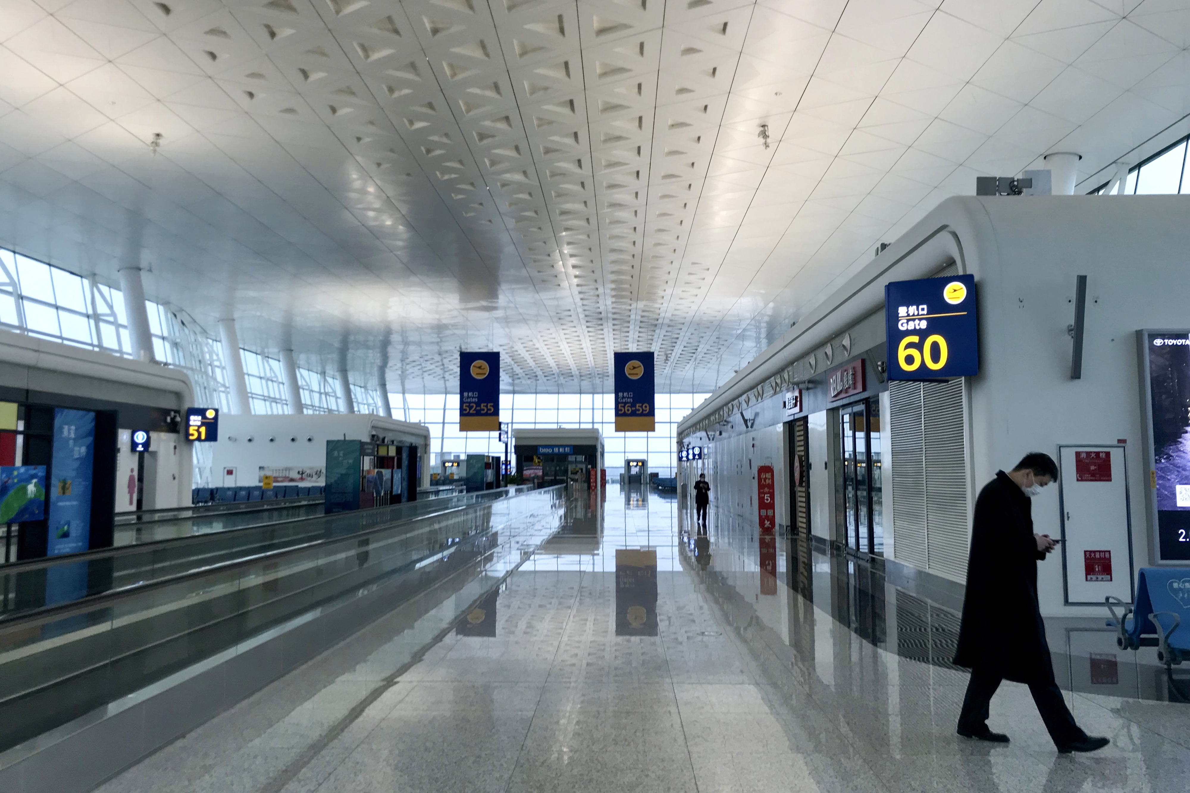 【新冠肺炎】滞留泰国马国及日本的湖北旅客 中国安排包机接回国