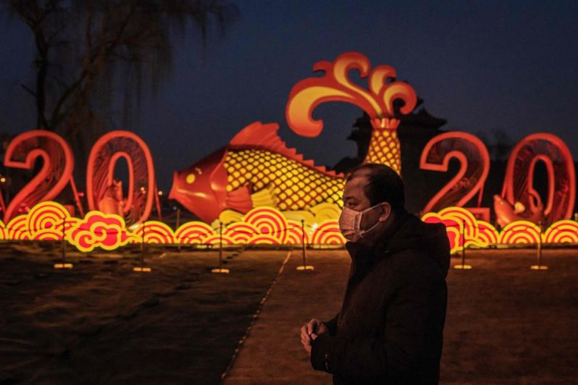 Wuhan virus: China to extend Lunar New Year holidays, state broadcaster CCTV says