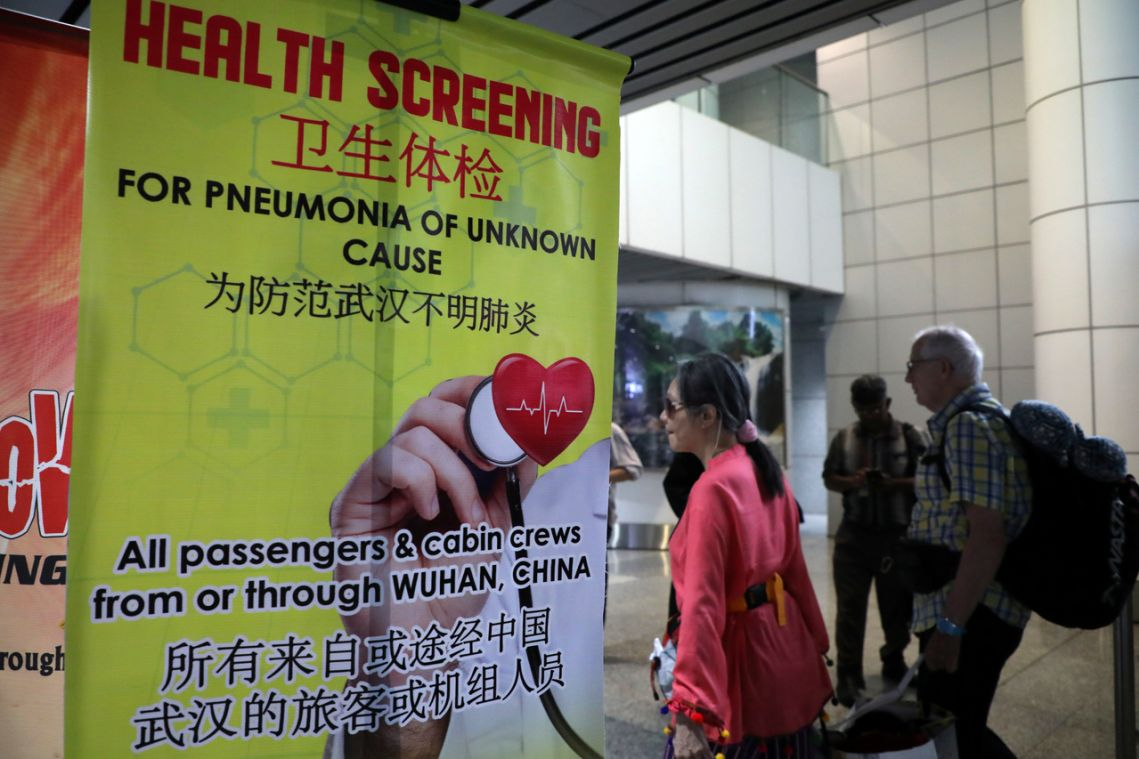 Wuhan virus: Two tourists in Langkawi showing signs of coronavirus infection