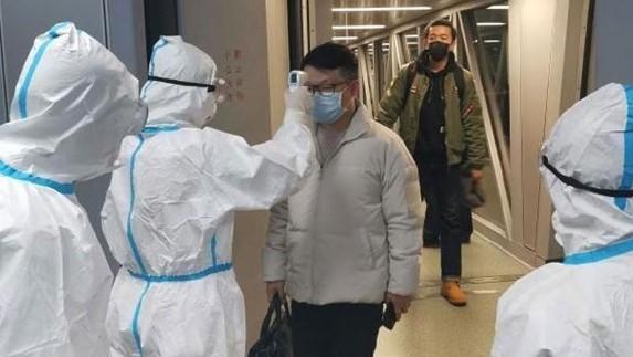 中国确诊病例增至2744宗 80人因新冠肺炎死亡