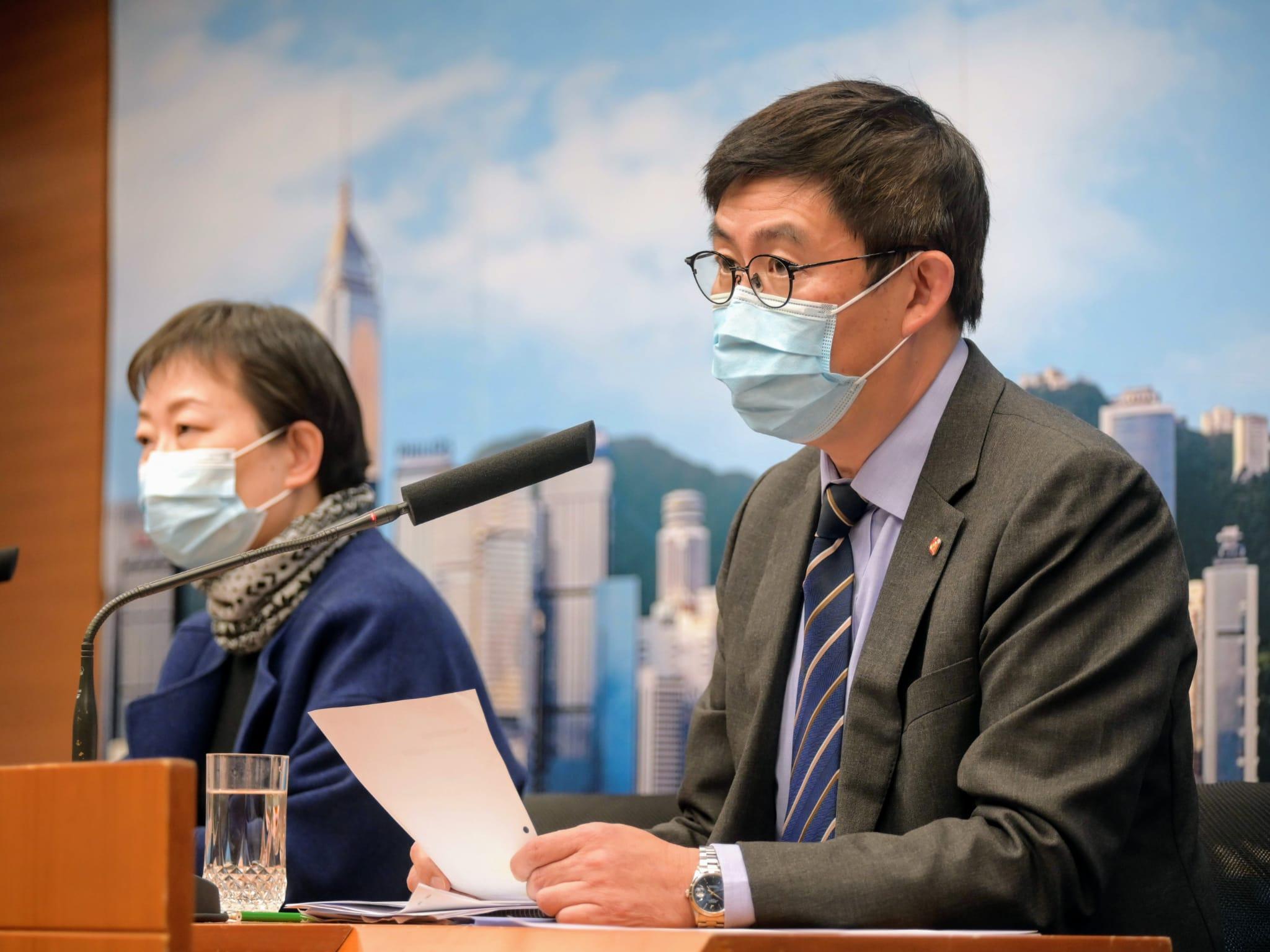 【新冠肺炎】本港新增69宗怀疑个案 医管局吁病人坦诚告知病史