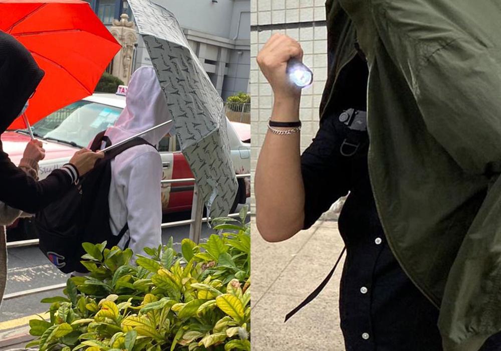 【修例风波】3男涉平安夜袭警准保释禁足海港城 官准禁报导警身份