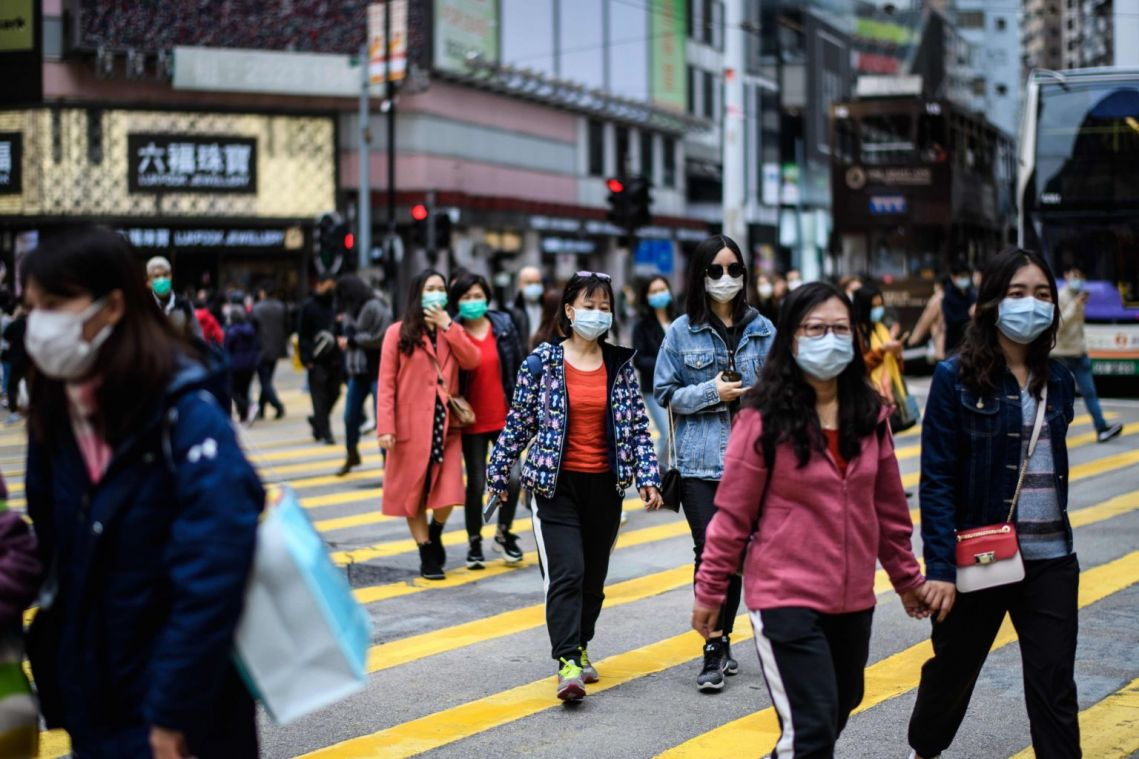 Hong Kong to shut public facilities like football pitches and museums in virus fight