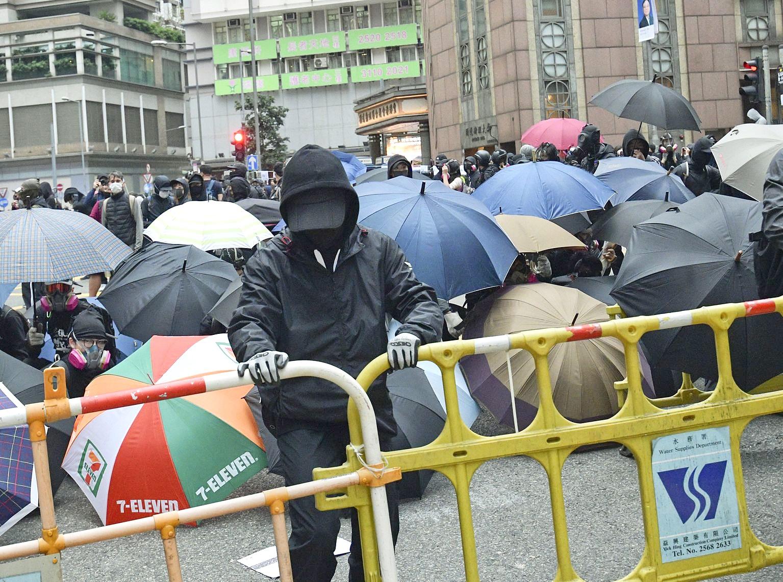 【修例风波】六宗教领袖发新春文告 吁政府选贤与能