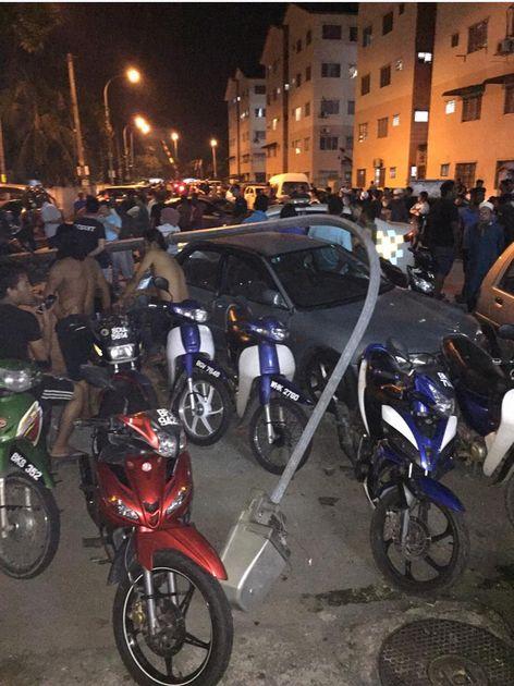 Klang truck damages 12 vehicles in drunk driving incident, goes viral