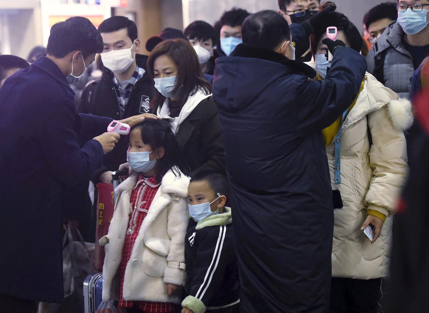 【新冠肺炎】父母坚持去桂林网民苦劝不果 讨论区:若中奖勿回来害人