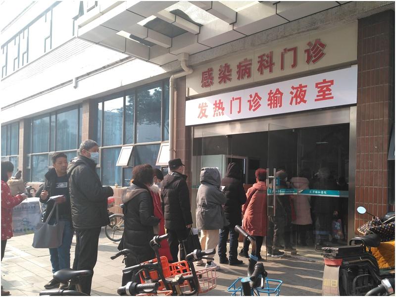 【新冠肺炎】香港驻武汉办暂停服务 设热缐供港人求助