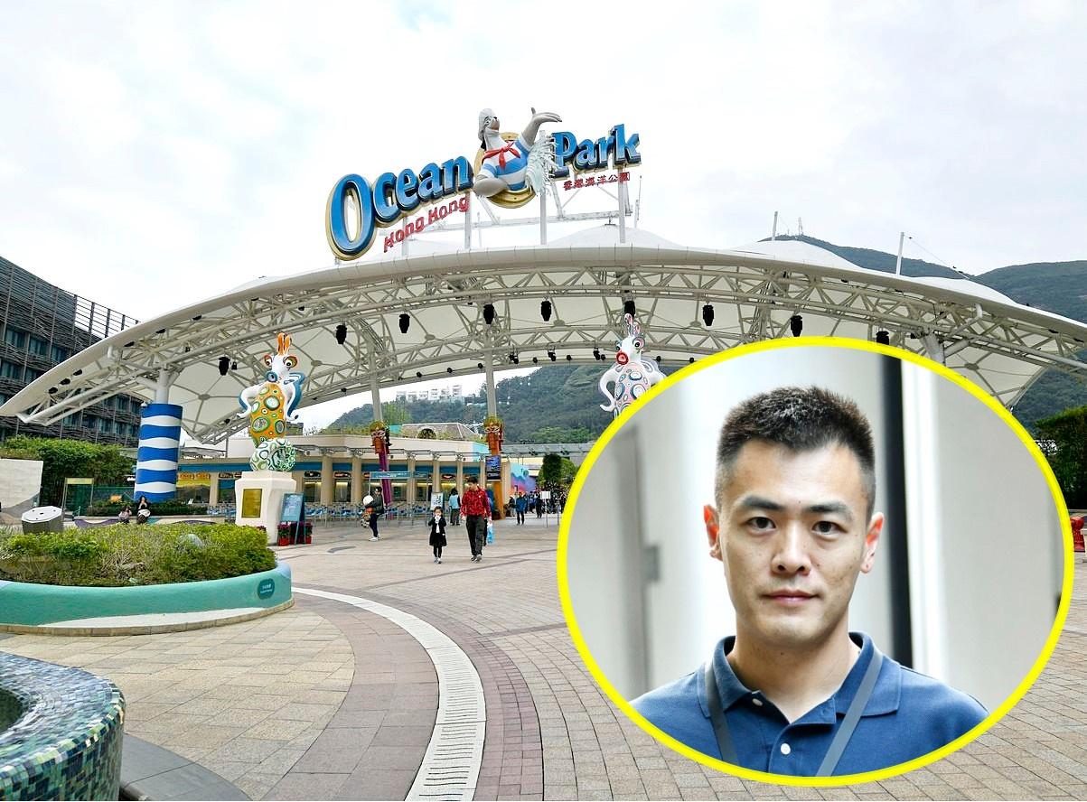 刘鸣炜:海洋公园为香港旅游业缩影 申资助可转危为机