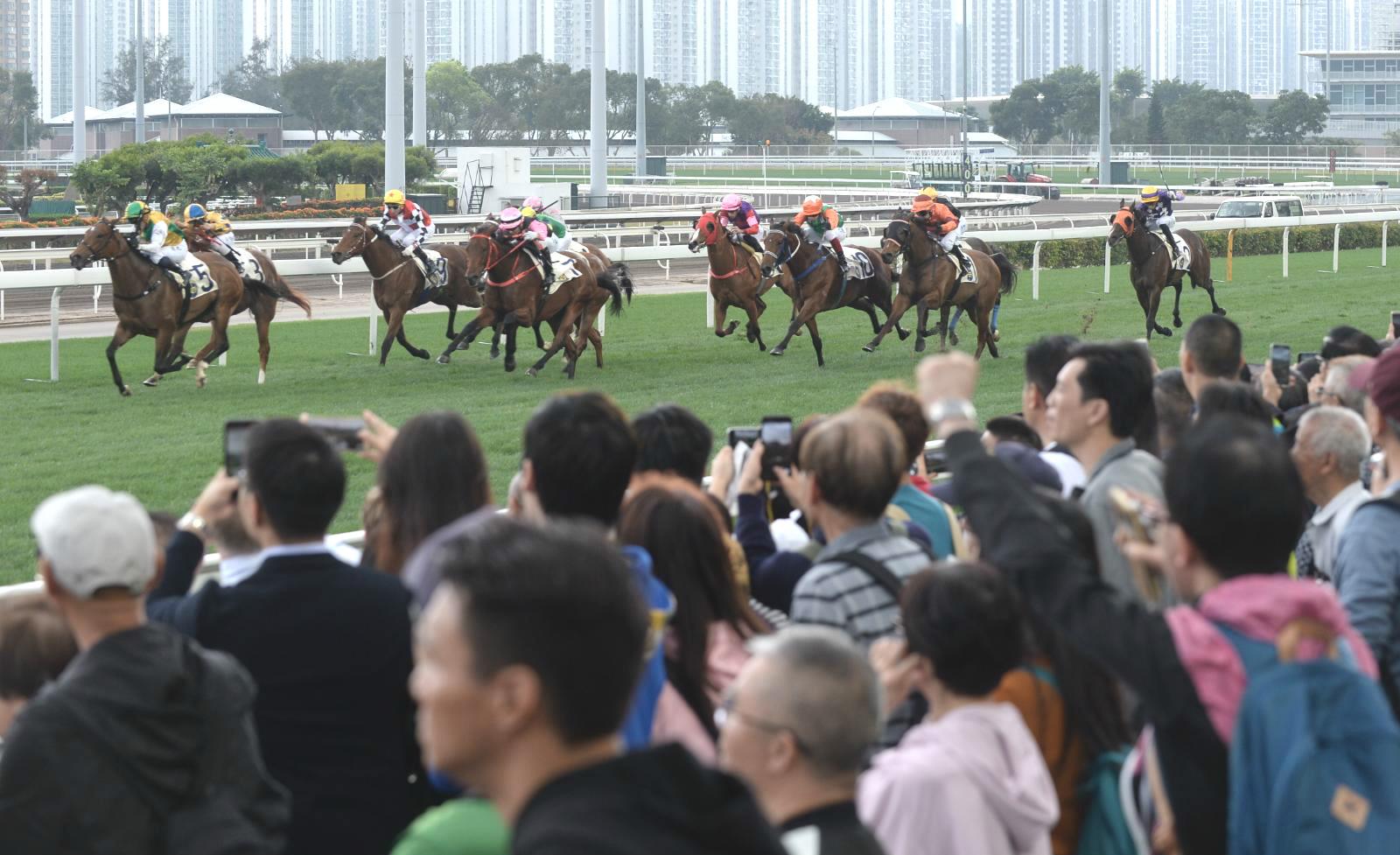 【新冠肺炎】初三赛马如期举行 马会称已制定计划