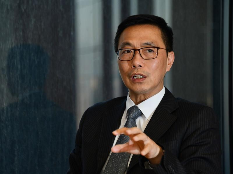 【修例风波】杨润雄:去年共收147宗教师有关投诉 32宗裁定成立