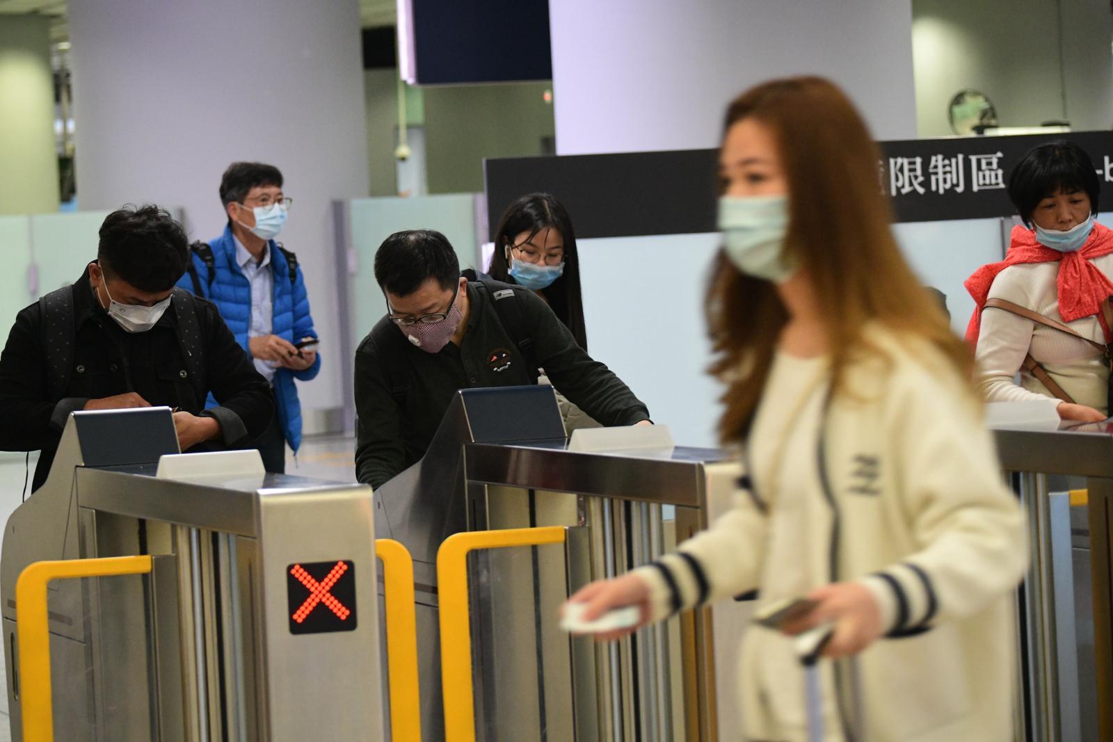 【新冠肺炎】前缐医生联盟倡暂停内地旅客入境 直至疫情受控