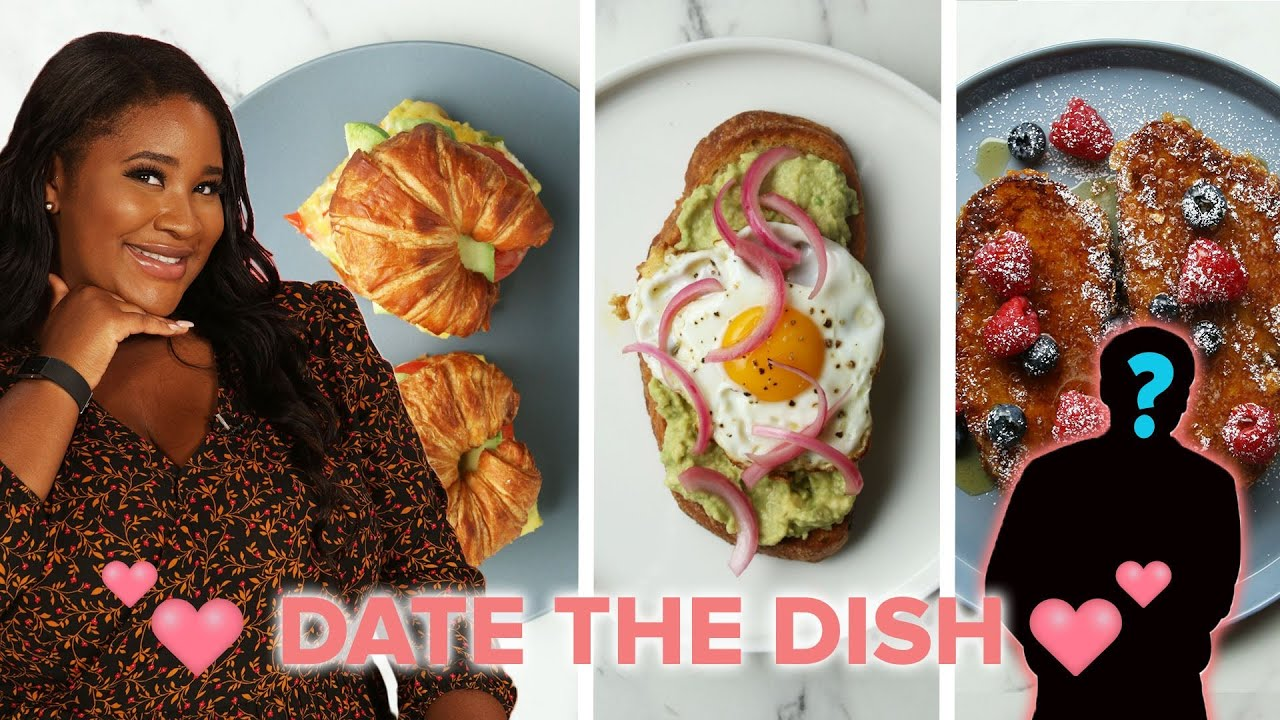 Single Woman Chooses A Man To Date Based On Their Breakfast Dishes •Tasty