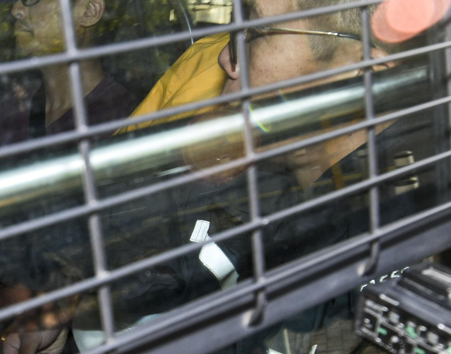 涉迷你仓藏爆炸品 18岁副学士生申保释被拒