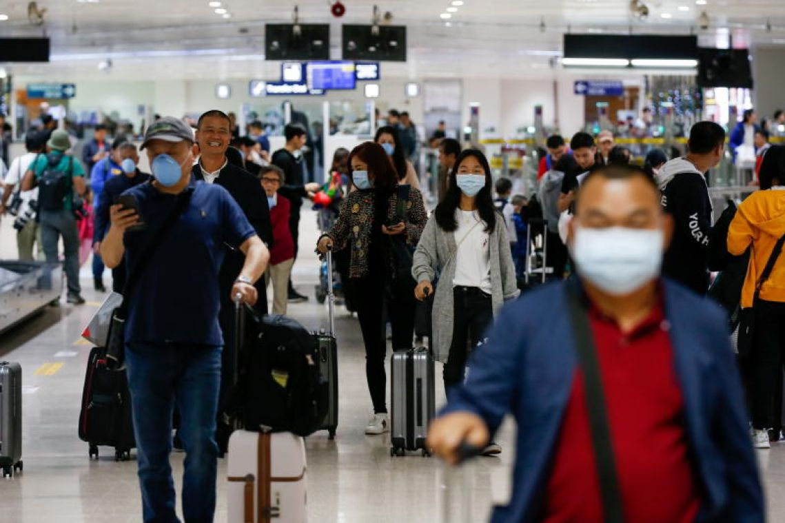 Wuhan virus: Philippines sends back last of Boracay-bound Chinese tourists from Wuhan