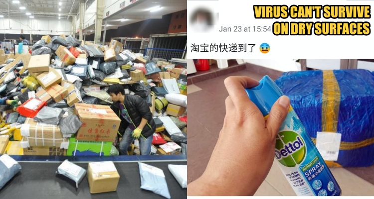 Malaysian Doctor: Don't Worry, You Won't Get Coronavirus From Your Taobao Parcels