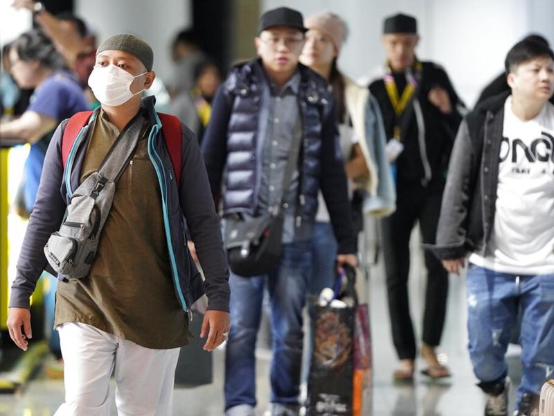 【新冠肺炎】台禁湖北省人士入境 暂缓陆生交流