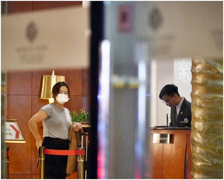 【新冠肺炎】香港酒店工会谴责皇悦禁前缐员工戴口罩