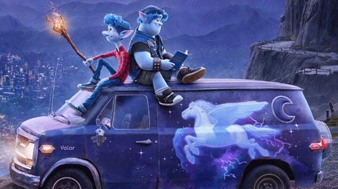 Disney-Pixar's Onward Sued Over Allegedly Plagiarizing Van Design