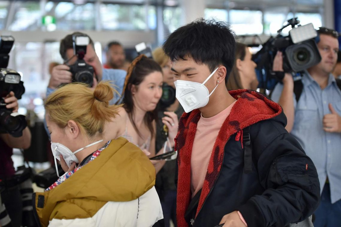 Wuhan virus: Australia to quarantine evacuees on Christmas island